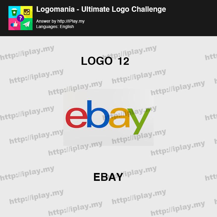 Logomania - Ultimate Logo Challenge Level 12