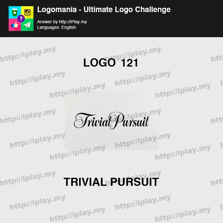 Logomania - Ultimate Logo Challenge Level 121