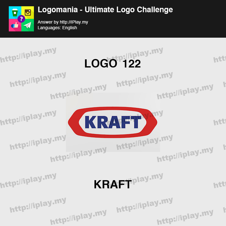 Logomania - Ultimate Logo Challenge Level 122