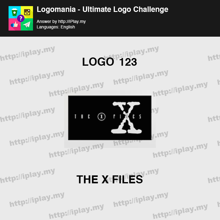 Logomania - Ultimate Logo Challenge Level 123