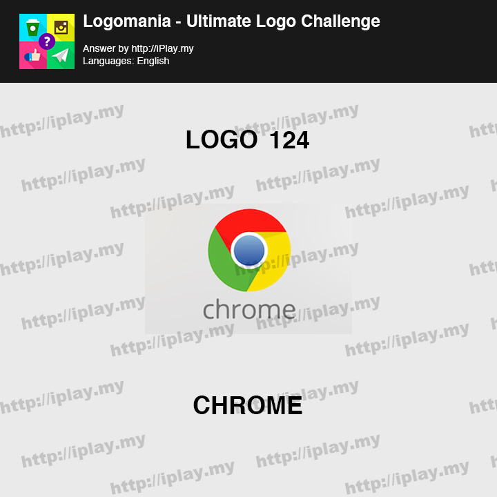 Logomania - Ultimate Logo Challenge Level 124