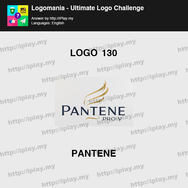 Logomania - Ultimate Logo Challenge Level 130