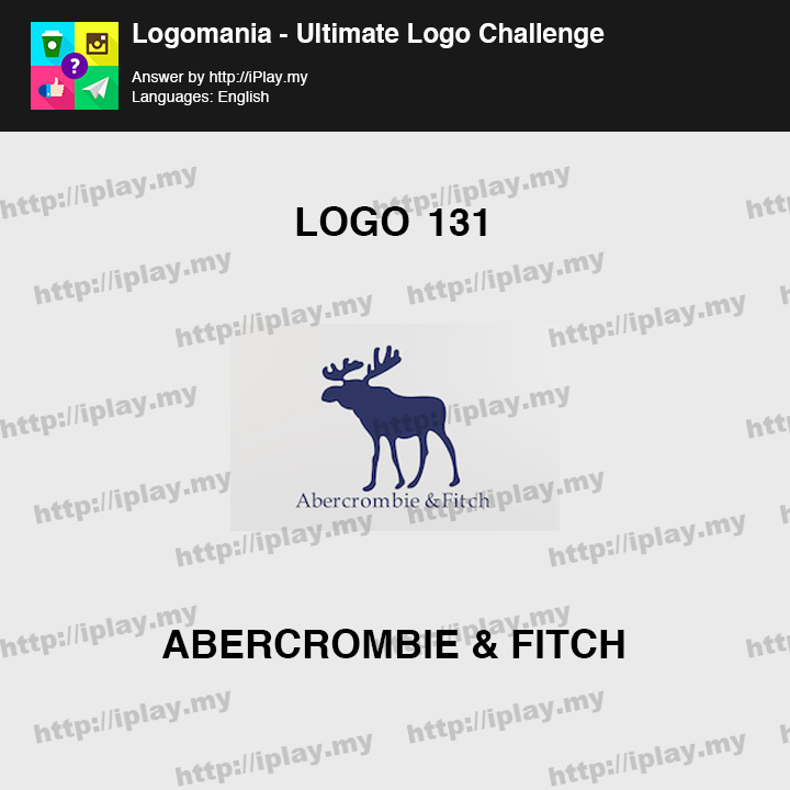 Logomania - Ultimate Logo Challenge Level 131