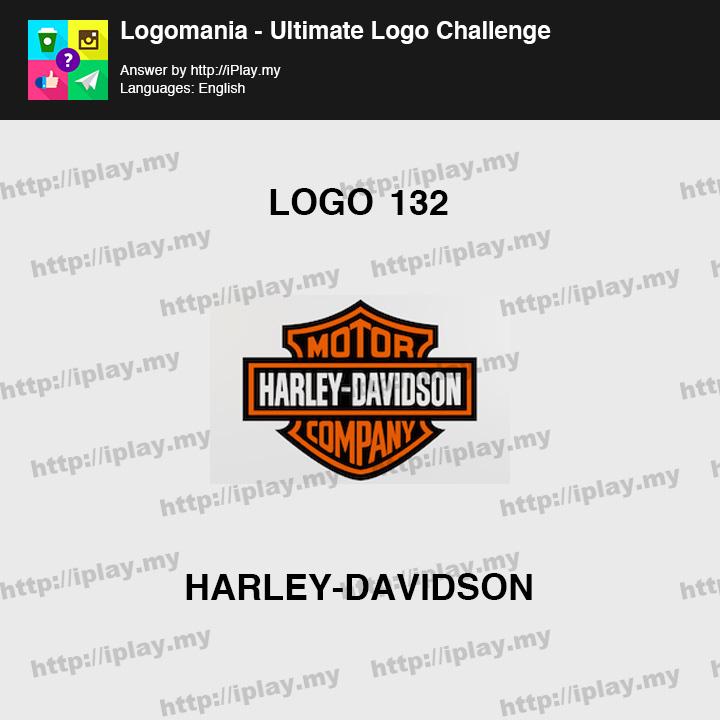 Logomania - Ultimate Logo Challenge Level 132