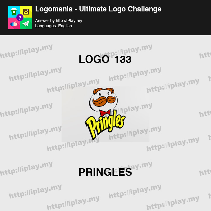 Logomania - Ultimate Logo Challenge Level 133
