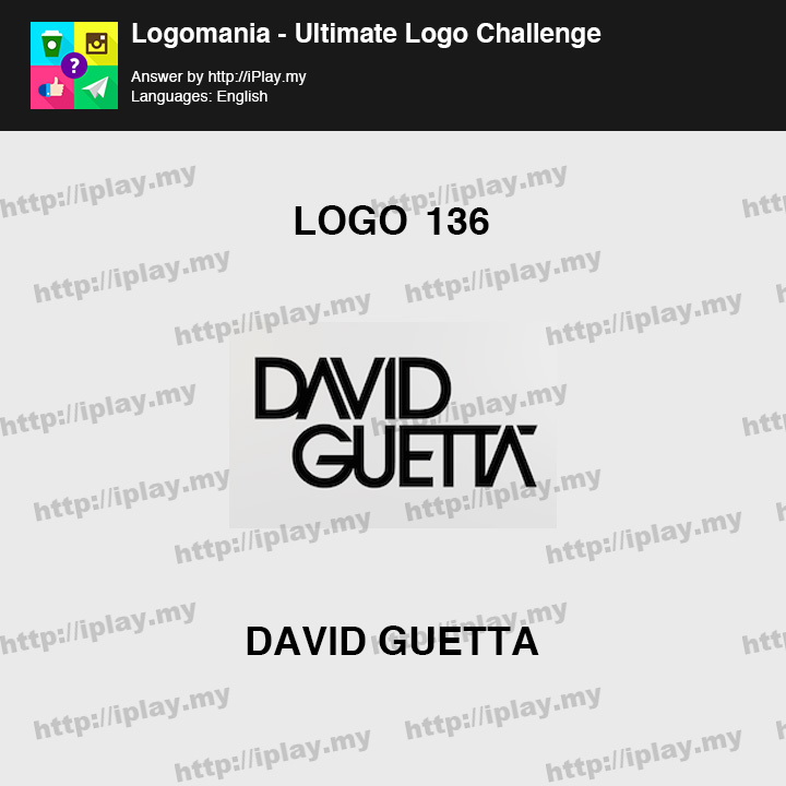 Logomania - Ultimate Logo Challenge Level 136
