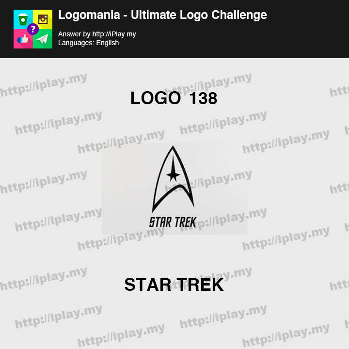 Logomania - Ultimate Logo Challenge Level 138
