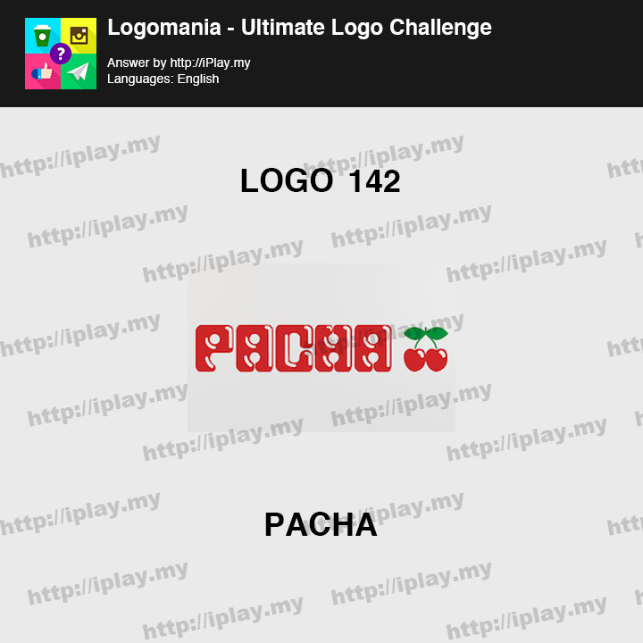 Logomania - Ultimate Logo Challenge Level 142