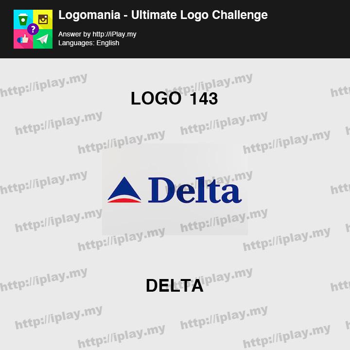 Logomania - Ultimate Logo Challenge Level 143