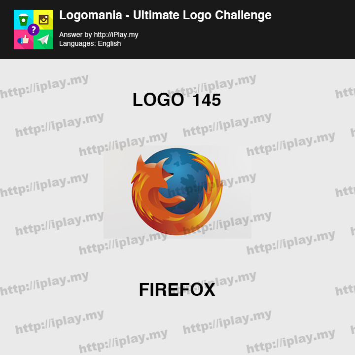 Logomania - Ultimate Logo Challenge Level 145