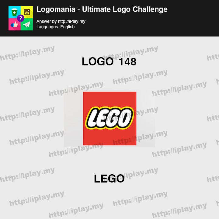 Logomania - Ultimate Logo Challenge Level 148