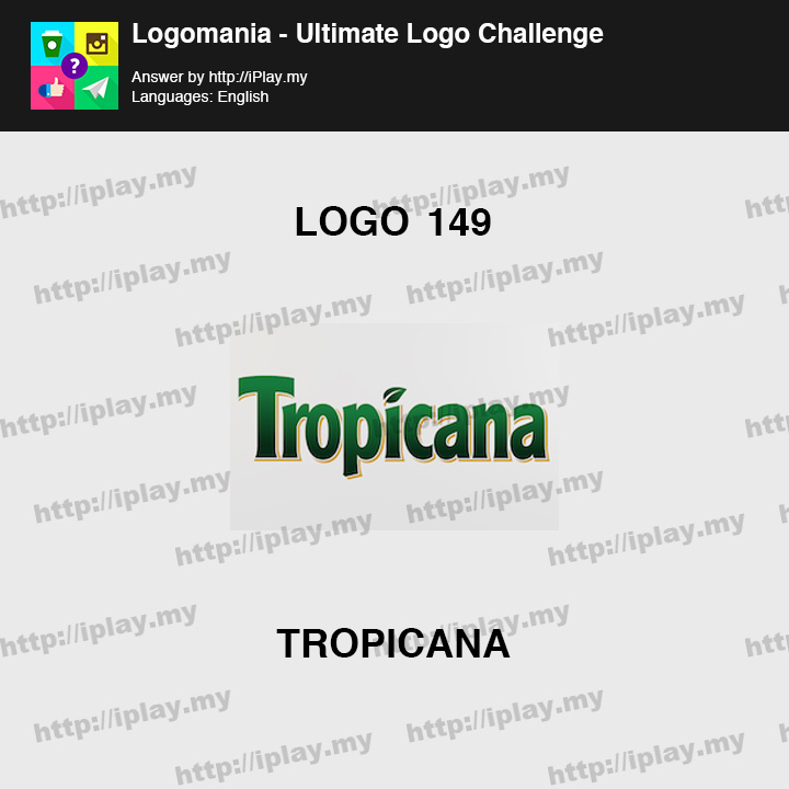 Logomania - Ultimate Logo Challenge Level 149