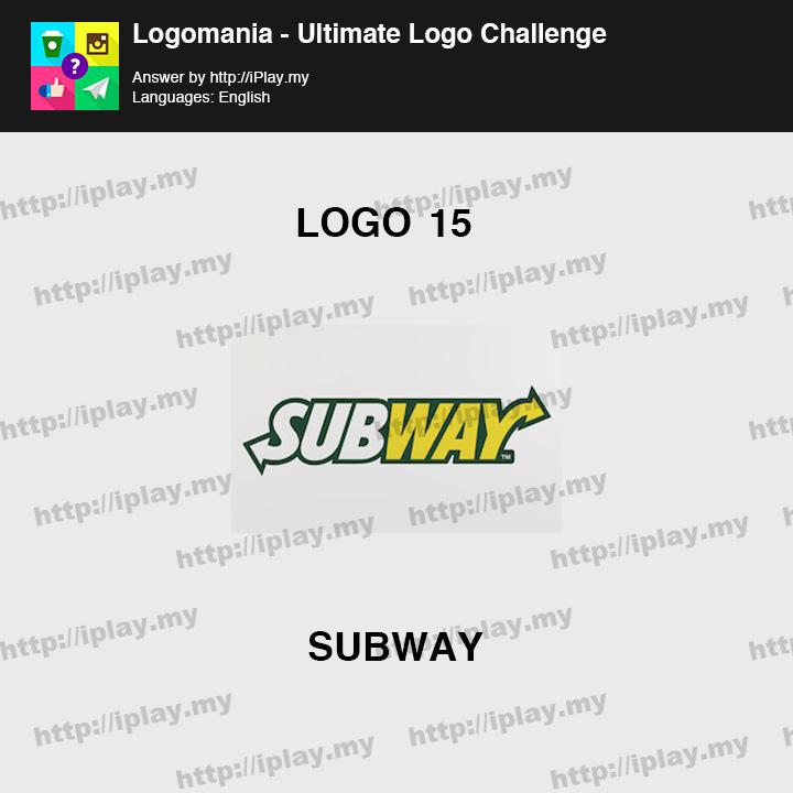 Logomania - Ultimate Logo Challenge Level 15