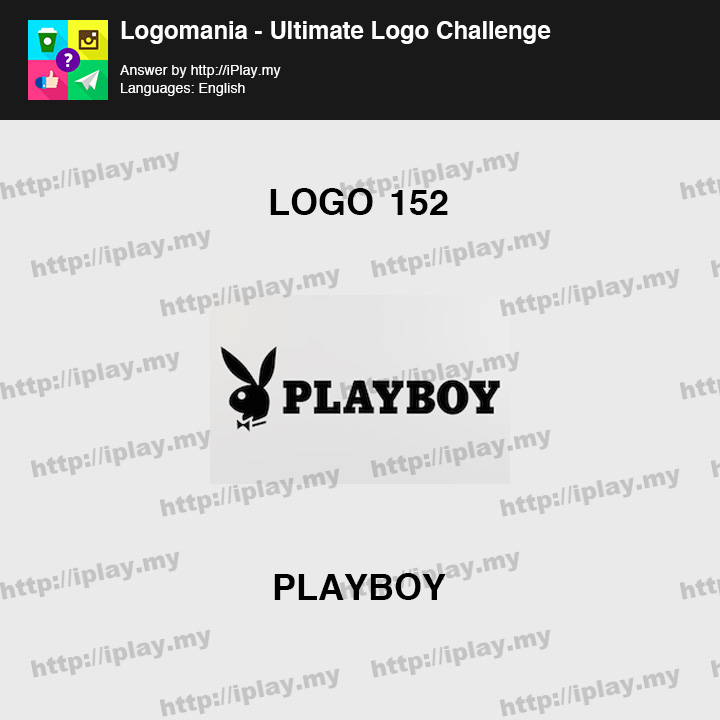 Logomania - Ultimate Logo Challenge Level 152