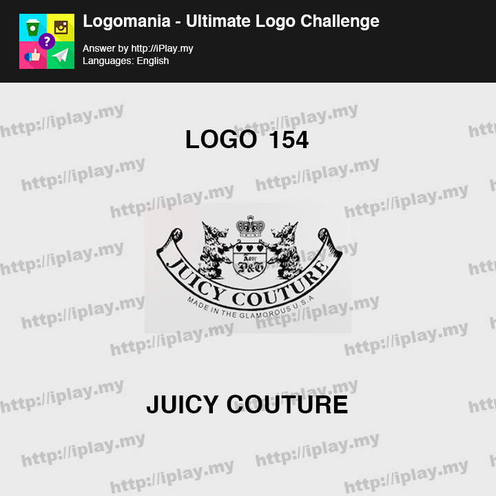 Logomania - Ultimate Logo Challenge Level 154