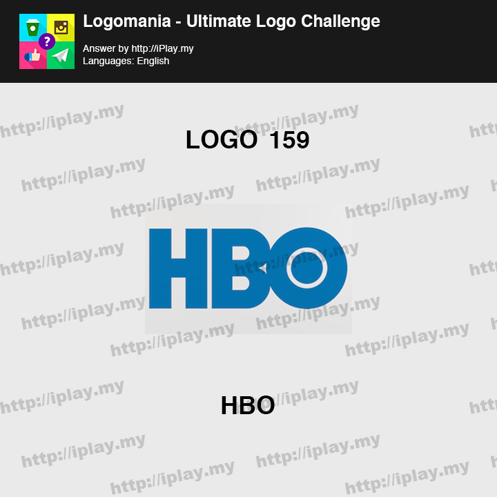 Logomania - Ultimate Logo Challenge Level 159