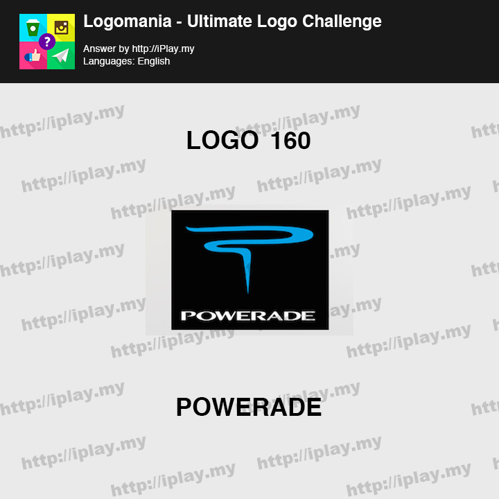 Logomania - Ultimate Logo Challenge Level 160