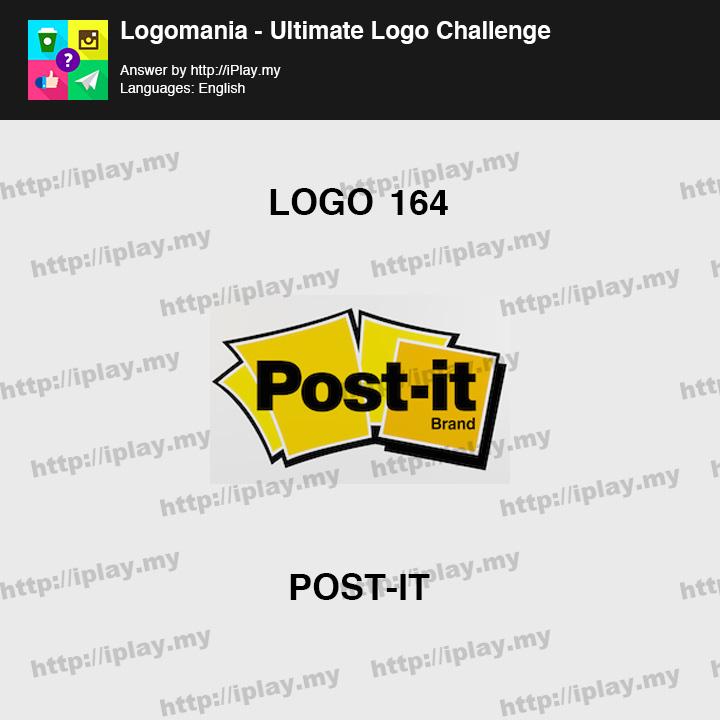 Logomania - Ultimate Logo Challenge Level 164