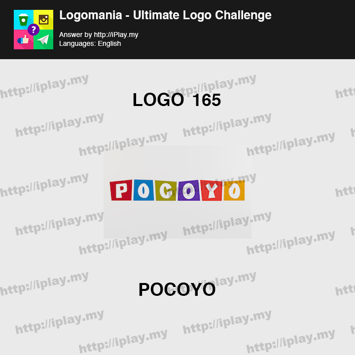 Logomania - Ultimate Logo Challenge Level 165