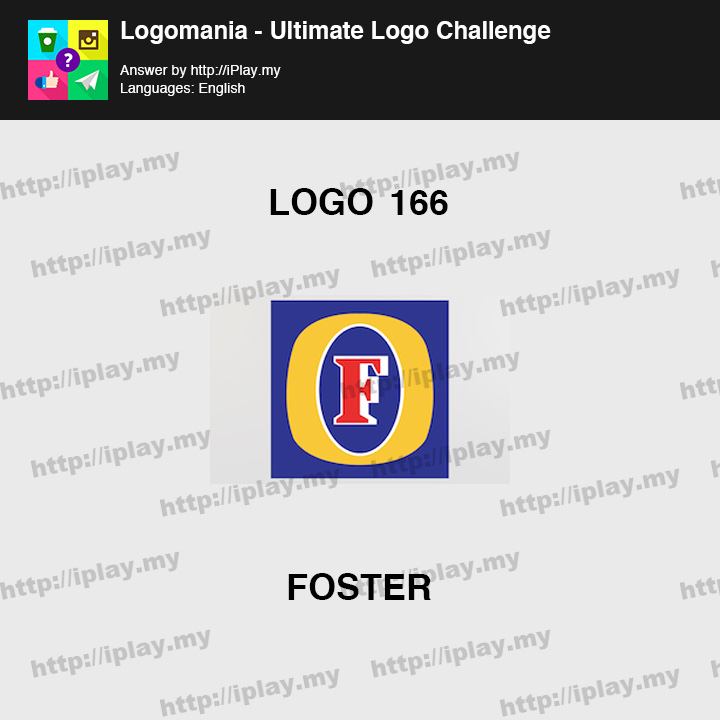 Logomania - Ultimate Logo Challenge Level 166
