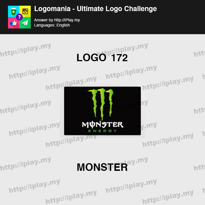 Logomania - Ultimate Logo Challenge Level 172