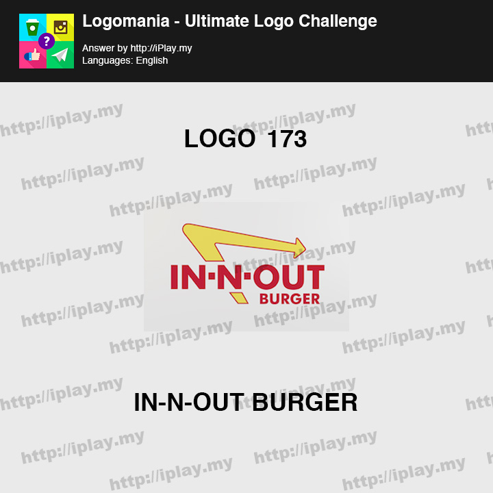 Logomania - Ultimate Logo Challenge Level 173