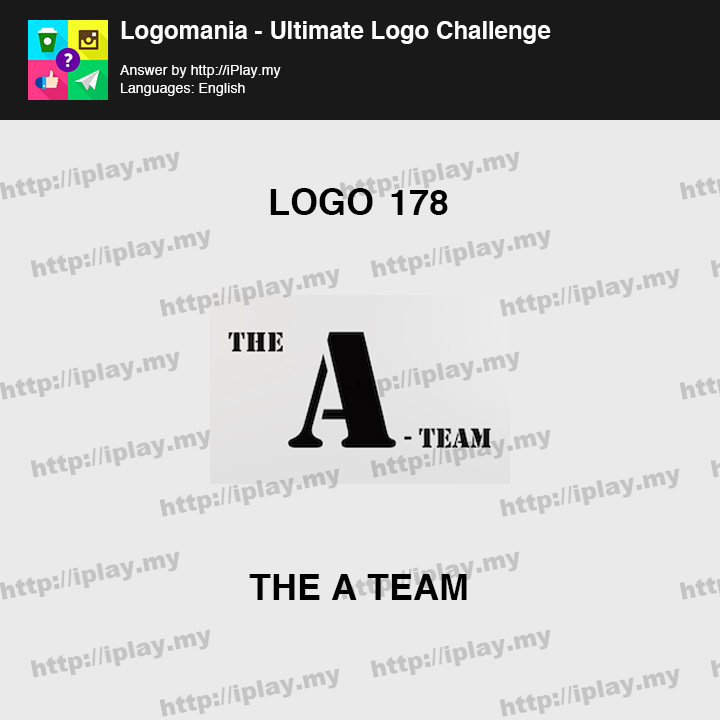 Logomania - Ultimate Logo Challenge Level 178