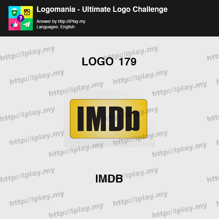 Logomania - Ultimate Logo Challenge Level 179