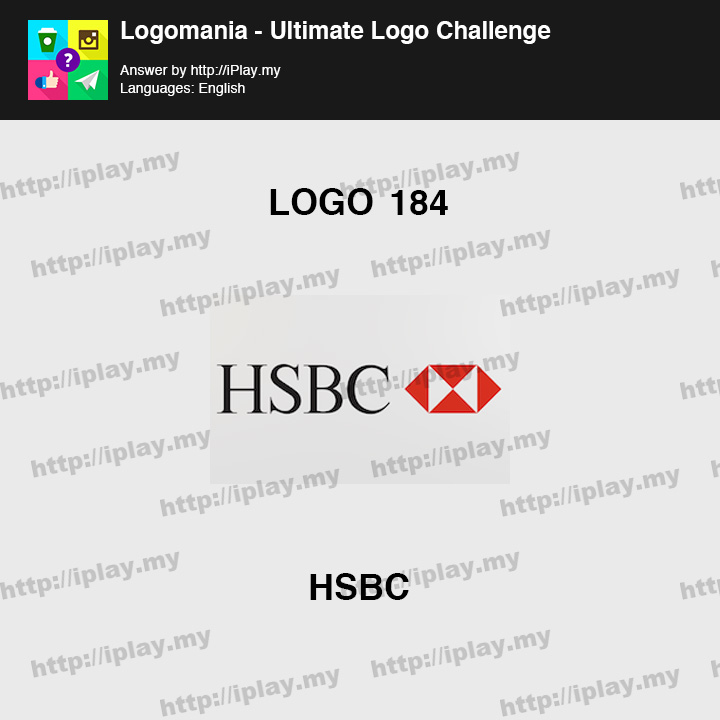 Logomania - Ultimate Logo Challenge Level 184