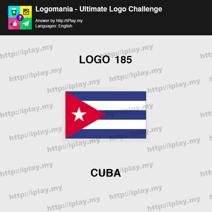 Logomania - Ultimate Logo Challenge Level 185