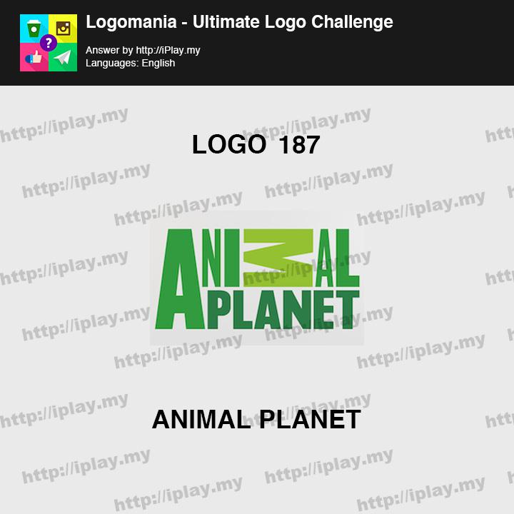 Logomania - Ultimate Logo Challenge Level 187