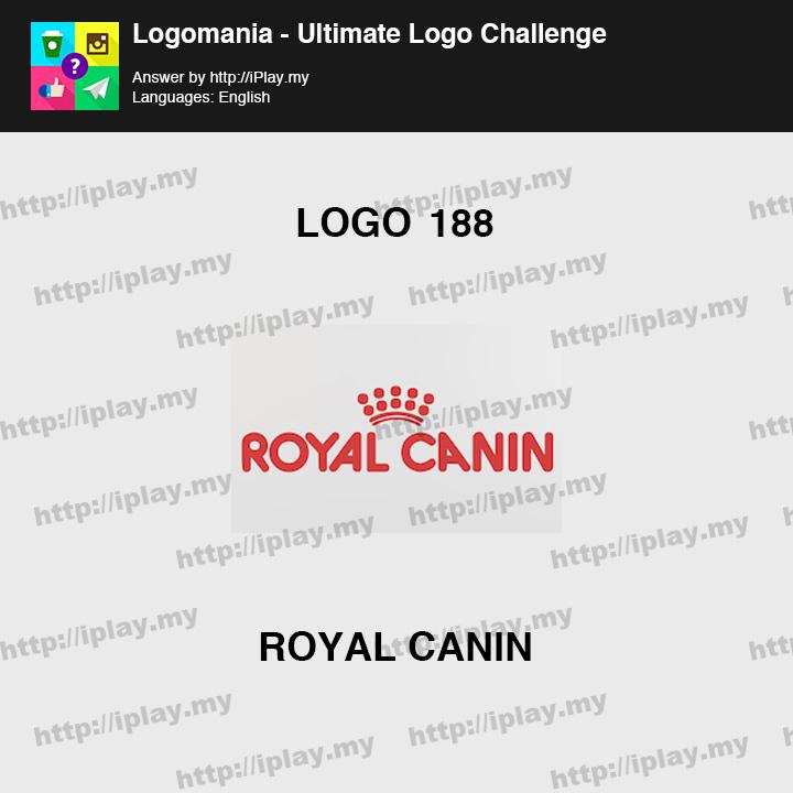 Logomania - Ultimate Logo Challenge Level 188