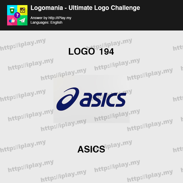 Logomania - Ultimate Logo Challenge Level 194