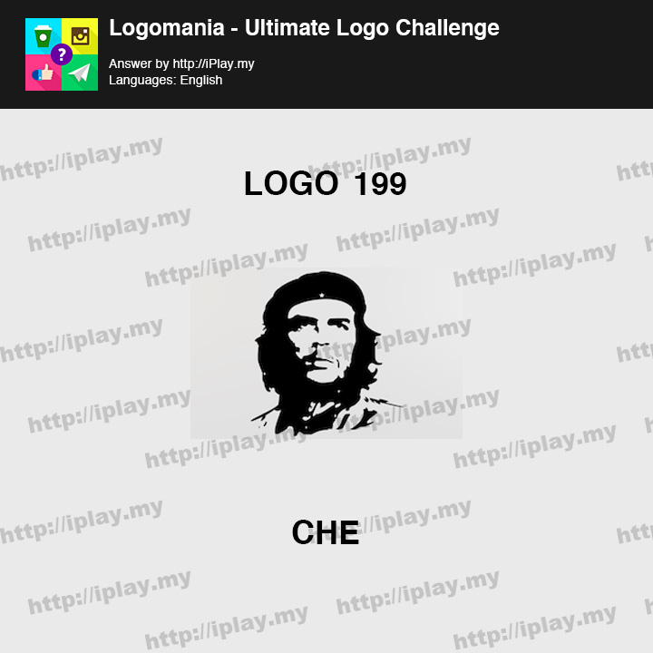 Logomania - Ultimate Logo Challenge Level 199