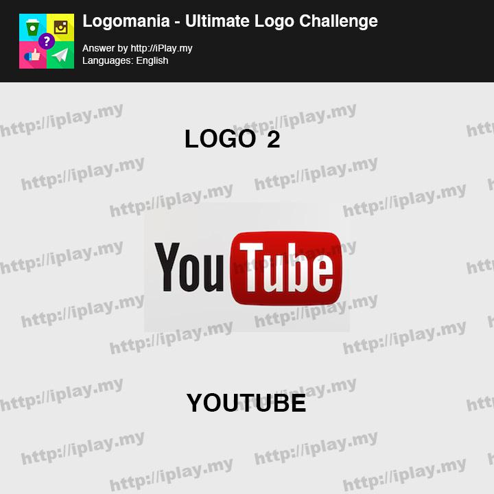 Logomania - Ultimate Logo Challenge Level 2