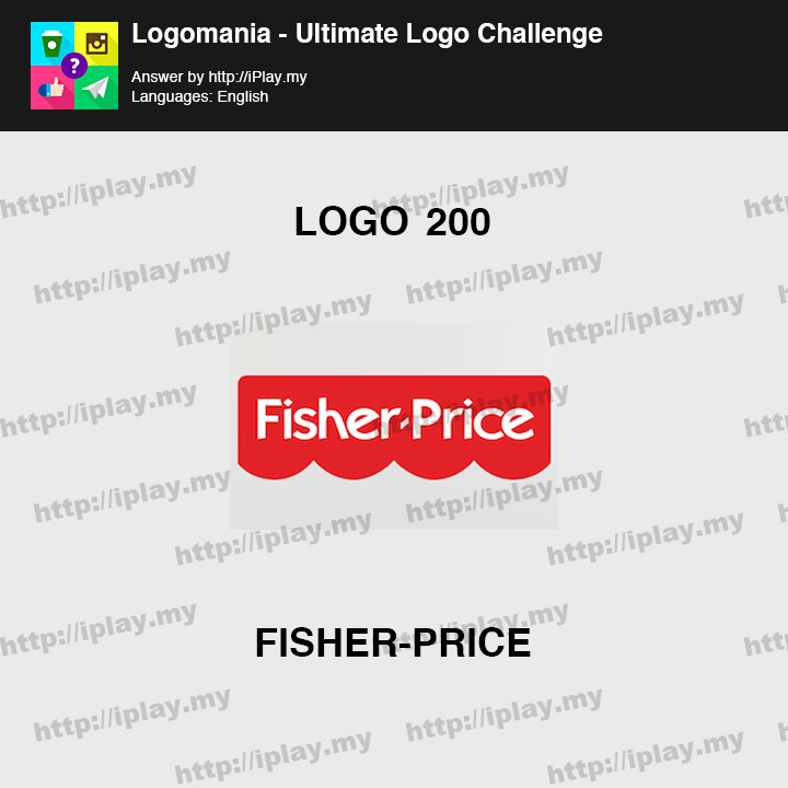 Logomania - Ultimate Logo Challenge Level 200