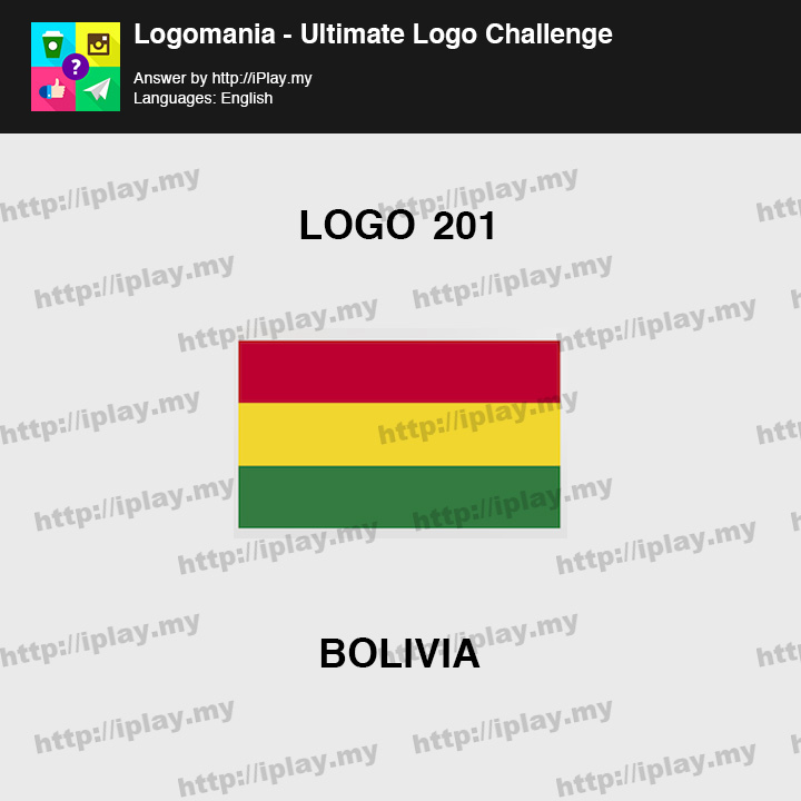Logomania - Ultimate Logo Challenge Level 201