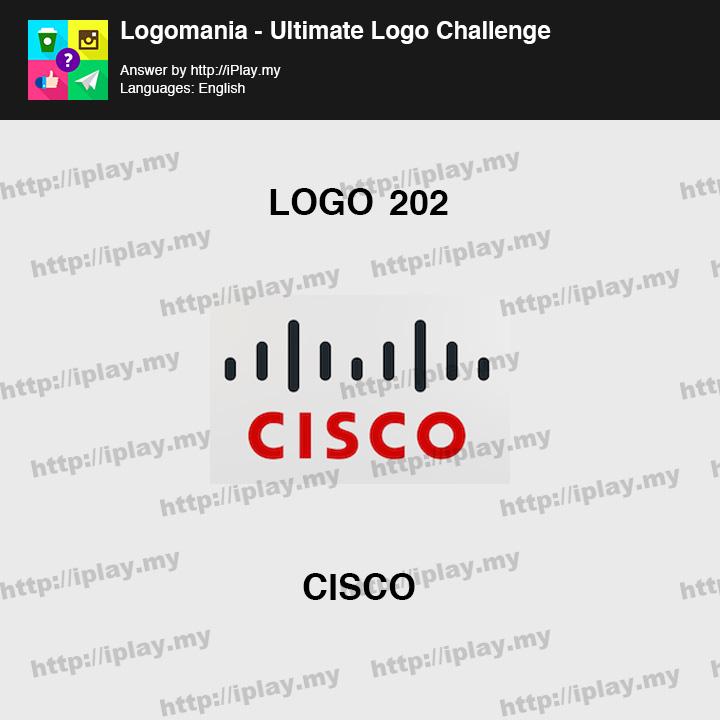 Logomania - Ultimate Logo Challenge Level 202