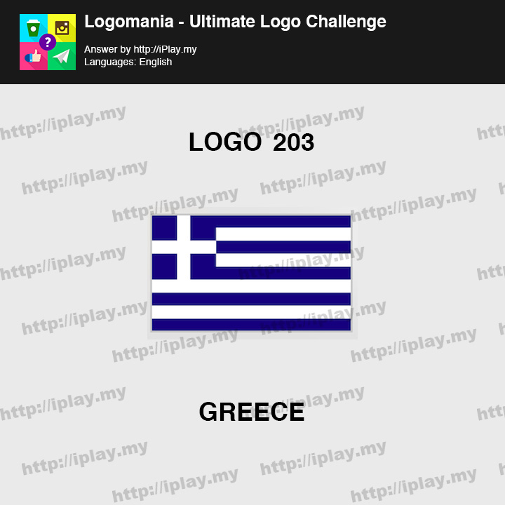 Logomania - Ultimate Logo Challenge Level 203