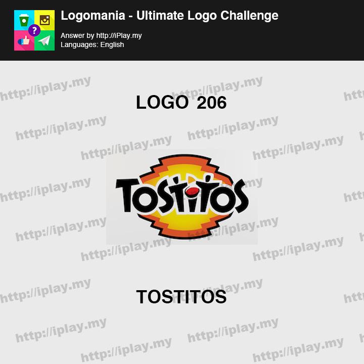 Logomania - Ultimate Logo Challenge Level 206