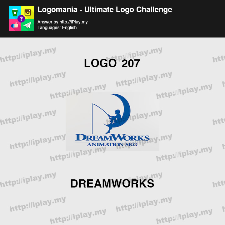 Logomania - Ultimate Logo Challenge Level 207