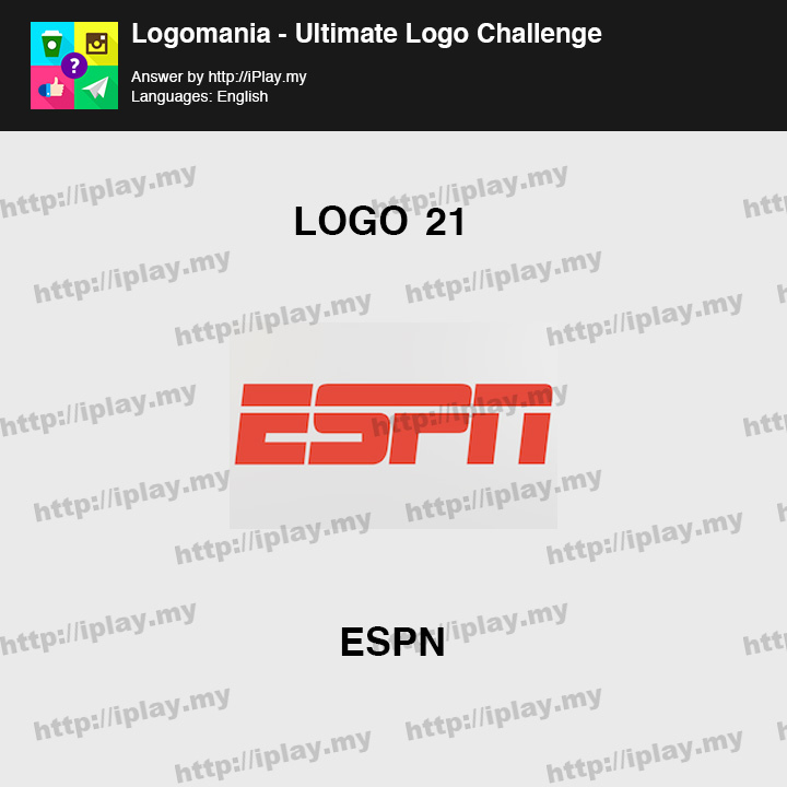 Logomania - Ultimate Logo Challenge Level 21