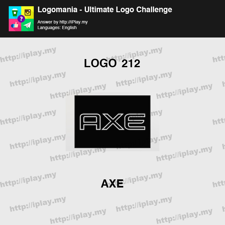 Logomania - Ultimate Logo Challenge Level 212