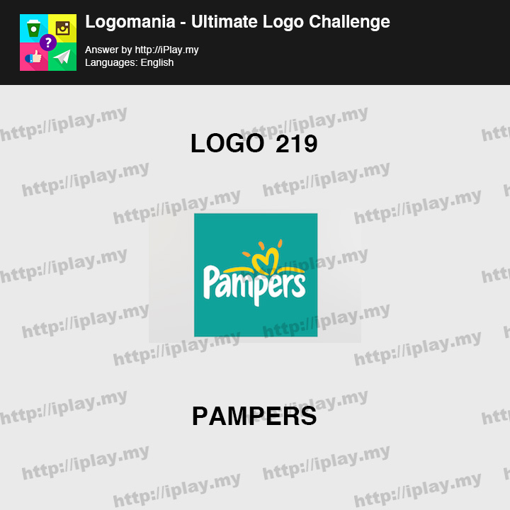 Logomania - Ultimate Logo Challenge Level 219