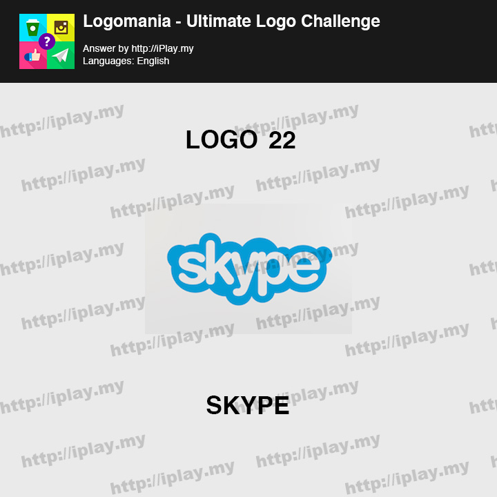 Logomania - Ultimate Logo Challenge Level 22