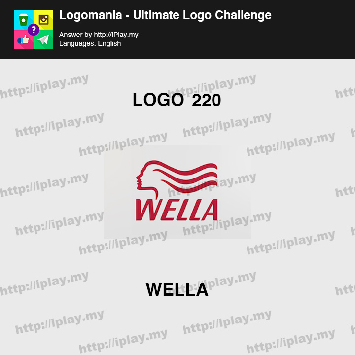 Logomania - Ultimate Logo Challenge Level 220