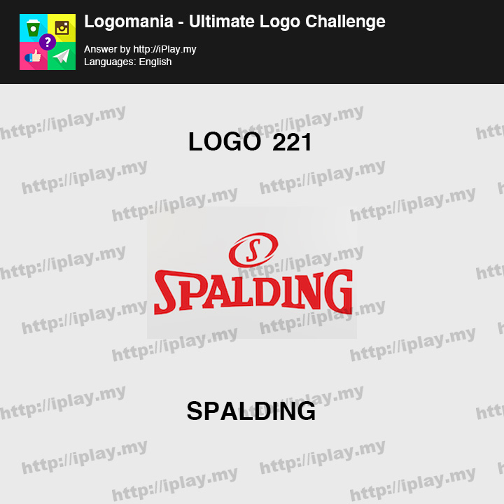 Logomania - Ultimate Logo Challenge Level 221