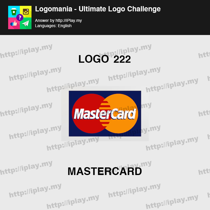 Logomania - Ultimate Logo Challenge Level 222
