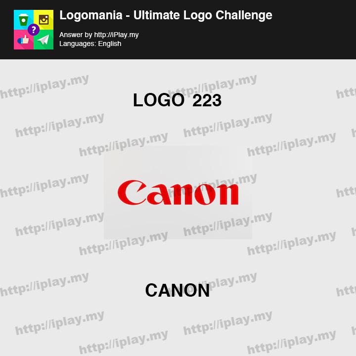 Logomania - Ultimate Logo Challenge Level 223