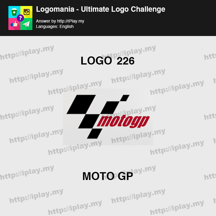 Logomania - Ultimate Logo Challenge Level 226